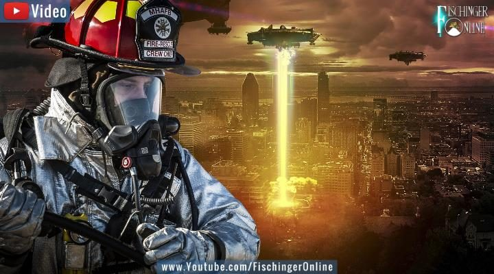 VIDEO: Die US-Feuerwehr und die Bedrohung durch UFOs – was ist zu tun?
