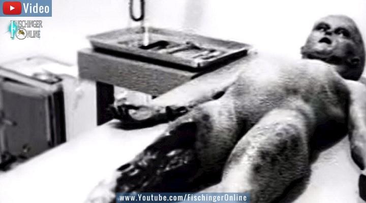 VIDEO: Alien-Autopsie-Video von 1947 soll doch echt sein