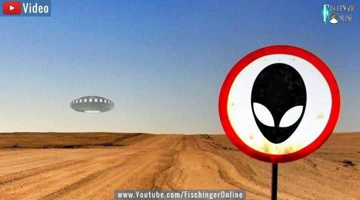 """VIDEO: """"Sturm auf die Area 51"""": Jetzt warnt die US-Air Force alle UFO-Fans (Bilder: gemeinfrei / Montage: Fischinger-Online)"""