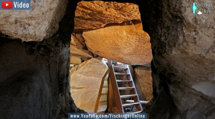 VIDEO: Die Steinzeit Lüge: Megalithen, Malta, Atlantis und versunkene Kulturen, Vortrag 2019 (Bilder & Montage: Fischinger-Online)