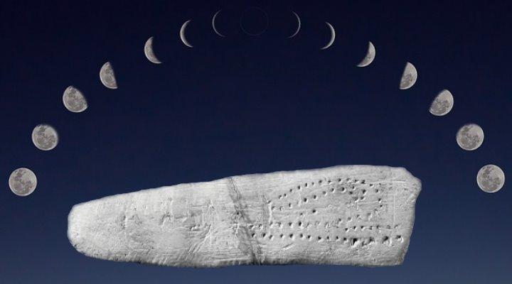ARTIKEL: Im Bann des Mondes. Wann und warum entstanden die ersten Kalender der Menschheit? (Bilder: PixaBay/gemeinfrei / A. Marshack)