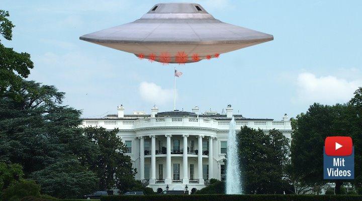 UFO-Sichtungen und die US-Navy: Ein Kongressabgeordneter will es jetzt genau wissen (Bilder: PixaBay/gemeinfrei / Montage: Fischinger-Online)