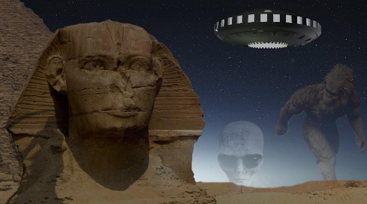 Die 7 großen ungelösten Rätsel der Grenzwissenschaft (Bilder: PixaBay/gemeinfrei / Montage: Fischinger-Online)
