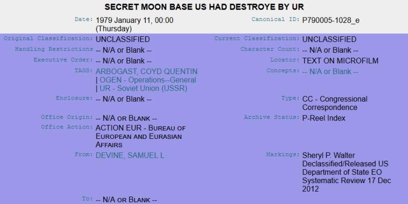 Das zweite fragwürdige WikiLeaks-Dokument (Bild: WikiLeaks)