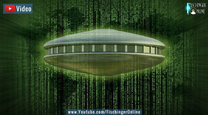 """VIDEO: """"Riss in der Matrix: UFOs im Salstal - Sind oder waren sie Realität?"""" / Vortrag von Werner Betz, 2019 (Bilder: PixaBay/gemeinfrei / Montage/Bearbeitung: Fischinger-Online)"""