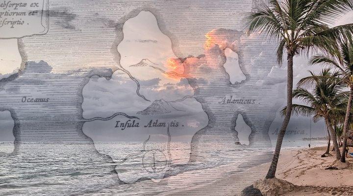 ARTIKEL: Atlantis der Karibik: Die Rätsel von Bimini (Bilder: gemeinfrei & PixaBay/gemeinfrei / Montage: Fischinger-Online)