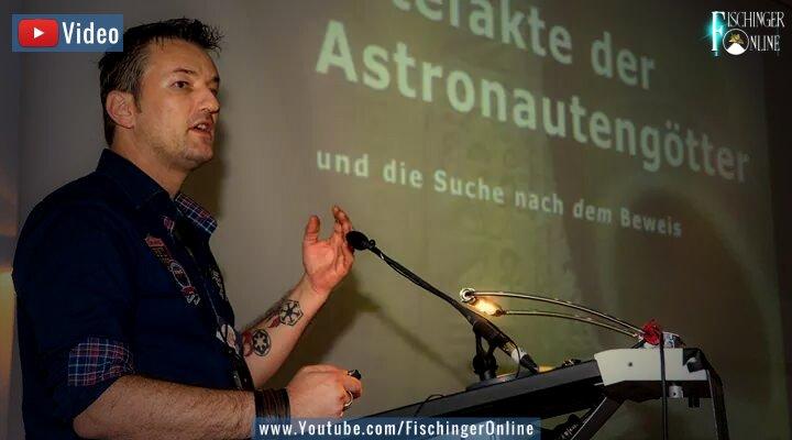 VIDEO/VORTRAG: Der ultimative Beweis für die Astronautengötter – wie lässt sich die Prä-Astronautik unwiderlegbar beweisen? (Bild: Tatjana Ingold)