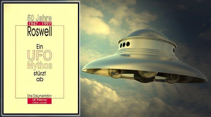 """""""50 Jahre Roswell – Ein UFO-Mythos stürzt ab"""": Kritisches Buch zum UFO-Absturz von Roswell ab sofort kostenlos erhältlich (Bilder Archiv / PixaBay)"""