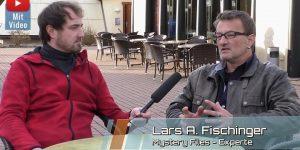 VIDEO: Pioniere der Meere und Seefahrt im Altertum: Kurzinterview mit Lars A. Fischinger (Bild: Screenshot NuoViso/YouTube)