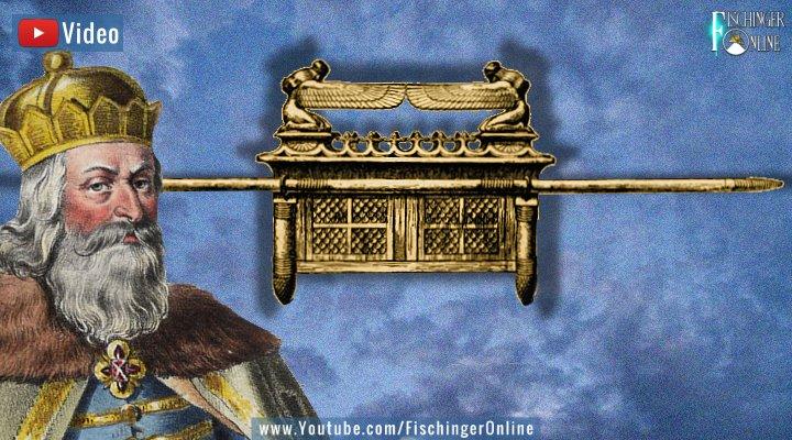VIDEO: Die Flugwagen des Salomon und wie die Bundeslade nach Äthiopien flog (Bilder: gemeinfrei / Bearbeitung/Montage: Fischinger-Online)