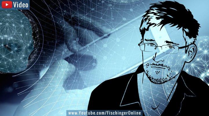 """VIDEO: Edward Snowden: """"Ich fand keine Beweise für Außerirdische"""" in den Daten von CIA, NSA und Army (Bilder: PixaBay/gemeinfrei & Fischinger-Online)"""