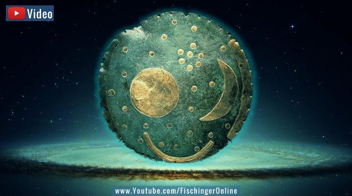 VIDEO: Forscher auf den Spuren der Himmelsscheibe von Nebra: Geheimwissen aus Mesopotamien? (Bilder NASA/gemeinfrei & Landesmuseum für Vorgeschichte, Halle / Montage: Fischinger-Online)