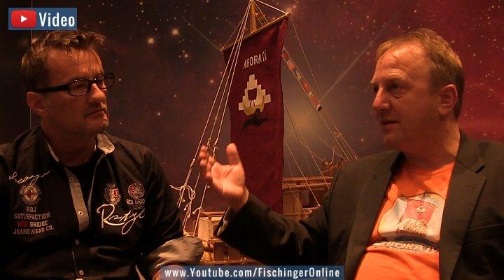 """VIDEO: Projekt """"Abora IV"""": Seefahrt und Handel der Steinzeit - Interview mit Dr. Dominique Görlitz (Bild: Fischinger-Online)"""