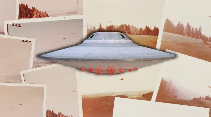 UFO-Fotos von Billy Meier bei Sotheby's unter dem Hammer: mit sehr hohen Erwartungen! (Bilder: Sotherby's & gemeinfrei / Montage: Fischinger-Online)