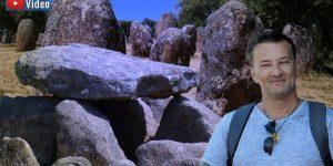 """VIDEO: Interview mit Lars A. Fischinger: """"Das Rätsel der Megalithiker"""" (Bilder & Montage: Fischinger-Online)"""