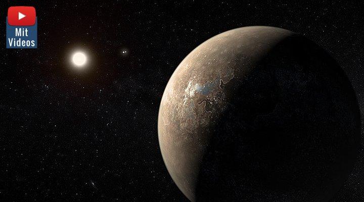 Neues von Proxima Centauri: Weiterer Exoplanet um unseren nächsten Nachbarn entdeckt? (Bild: ESO)