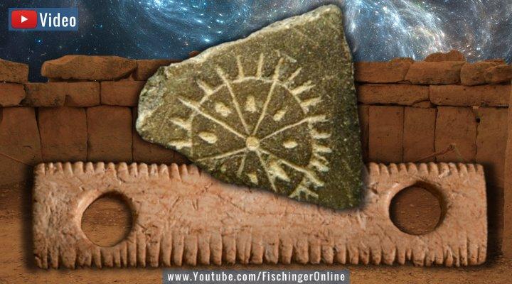 VIDEO: Hightech der Steinzeit - Fast 6000 Jahre alte Messtechnik auf der Insel Malta? (Bilder & Montage: Fischinger-Online)