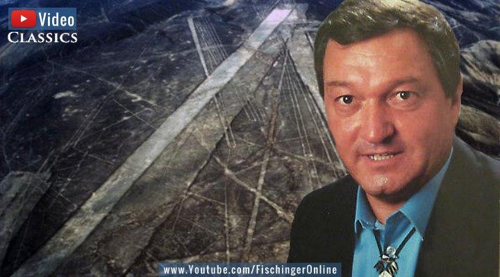 Grenzwissenschaft Classics Videos, Teil #26: Erich von Däniken 1996 im TV-Interview (Bilder: E. v. Däniken / Montage: Fischinger-Online)