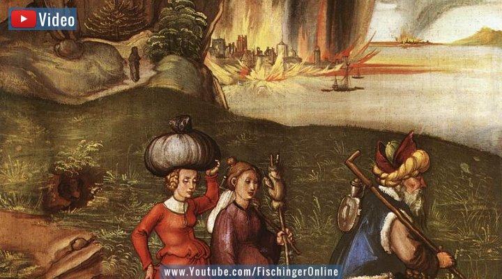 VIDEO: Die Zerstörung von Sodom und Gomorrha: Märchen, Zorn Gottes oder Meteorit ... oder mehr? (Bild: gemeinfrei)