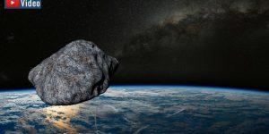 """VIDEO: Der Asteroid """"1998 OR2"""" - Er soll 2020 mal wieder den Weltuntergang bringen: Die Fakten! (Bild: PixaBay/gemeinfrei)"""
