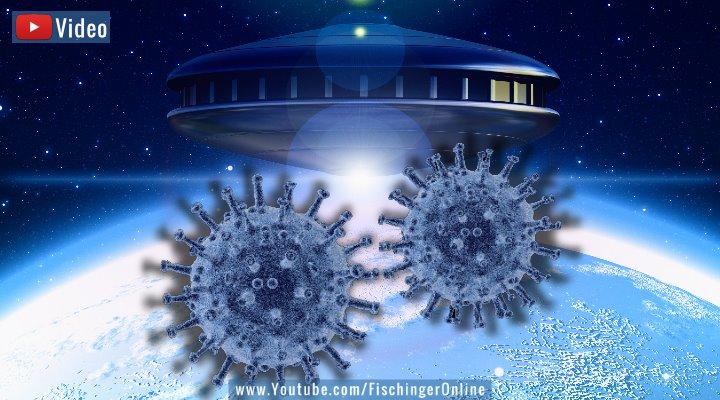 VIDEO: Invasion der Aliens mit tödlichen Viren: Nur Science-Fiction und für Hollywood zu langweilig? (Bilder: PixaBay/gemeinfrei / Montage: Fischinger-Online)