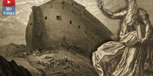 ARTIKEL: Was wissen wir eigentlich über Henoch, dem Schreiber der Gerechtigkeit der Astronautengötter vor der Sintflut? (Bilder: gemeinfrei / Montage: Fischinger-Online)