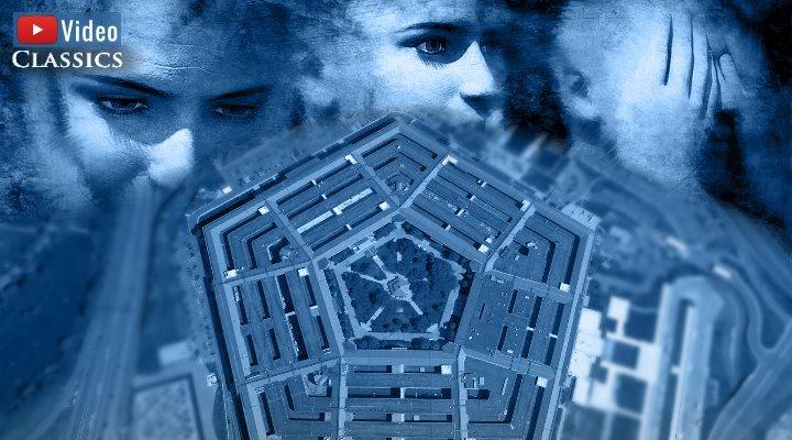 Grenzwissenschaft Classics Videos, Folge #34: PSI-Spionage des Pentagon und die Akte X (Bilder: Google Earth & PixaBay/gemeinfrei / Montage: Fischinger-Online)