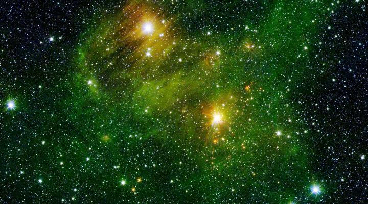 Tagung der NASA: Astronomen sind sicher, in wenigen Jahren Außerirdische zu finden - nur über die Art ist man sich nicht einig (Bild: NASA)