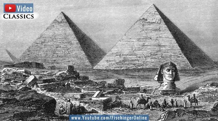Grenzwissenschaft Classics Videos, Folge #36: Unglaubliche Geschichten - Die ewigen Rätsel der Pyramiden (Bild: gemeinfrei / Fischinger-Online)