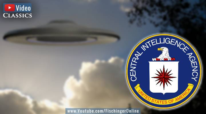 Grenzwissenschaft Classics Videos, Folge #41: UFO-Verschwörung und die CIA - Mit Erich von Däniken im Interview (Bilder: PixaBay/WikiCommons/gemeinfrei / Bearbeitung: Fischinger-Online)