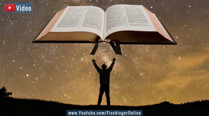 VIDEO: Bibelfundamentalismus und Kreationismus: Gott hat die Sterne NUR für die Menschen gemacht! (Bilder: PixaBay/gemeinfrei / Montage: Fischinger-Online)