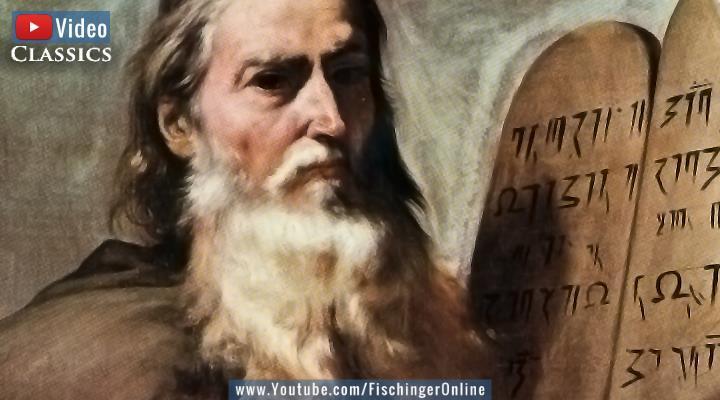 VIDEO: Grenzwissenschaft Classics, Folge 44: Moses und die Wunder und Rätsel des Exodus der Bibel (Bild: WikiCommons/gemeinfrei / Bearbeitung: Fischinger-Online)