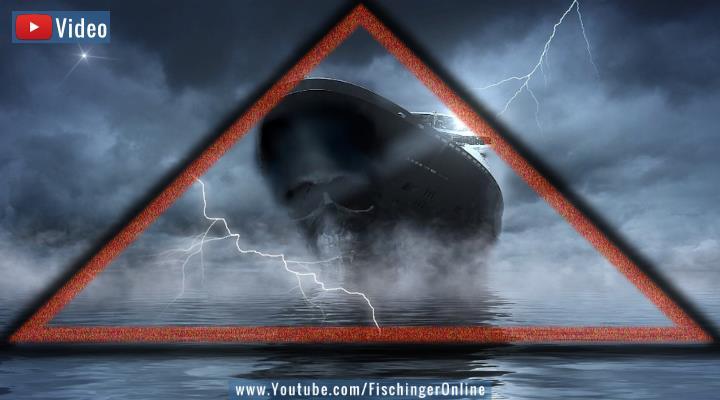 VIDEO: Das Rätsel um das Bermuda-Dreieck: Es ist angeblich (mal wieder) gelöst (Bild: PixaBay/gemeinfrei / Montage/Bearbeitung: Fischinger-Online)