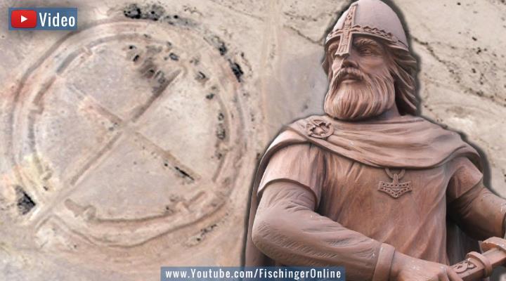 VIDEO: Das Rätsel der Wikingerburgen: Waren die Wikinger auf der Sinai Halbinsel im Heiligen Land? (Bilder: Google Earth & Pixabay/gemeinfrei / Montage: Fischinger-Online)