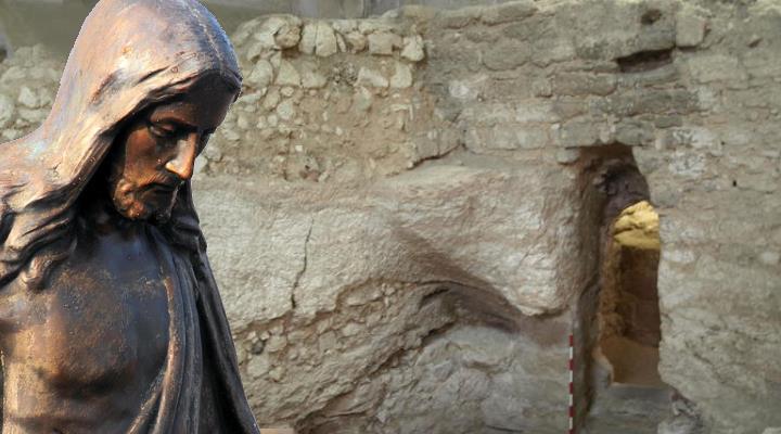Sensation oder Glaube: Archäologe will das Elternhaus von Jesus in Nazareth entdeckt haben