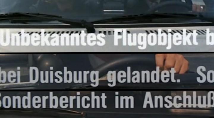 """""""Unbekanntes Flugobjekt bei Duisburg gelandet"""": Der vorweihnachtliche TV-Skandal des ZDF 1982"""