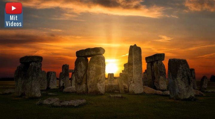 """Nordrhein-Westfalen bekommt einen Stonehenge-""""Nachbau"""""""