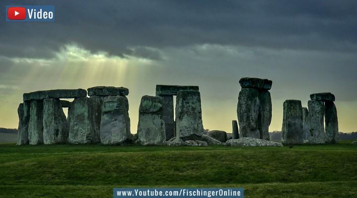 Streit um Stonehenge: Direkt neben der Megalithanlage soll ab 2021 ein Tunnel gebaut werden! (Bild: PixaBay/gemeinfrei / Bearbeitung: Fischinger-Online)