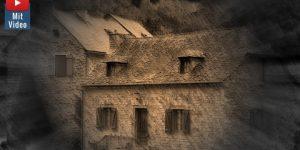 Ein Blick durch die Zeit? Das verschwundene Dorf in Frankreich (Bild: gemeinfrei / Bearbeitung: Fischinger-Online)