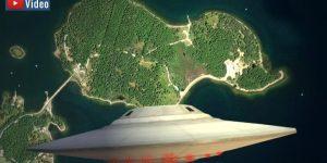 VIDEO: Die Rätsel von Oak Island und das angebliche UFO aus der Vorzeit - eine bizarre These (Bilder: Google Earth / Archiv / Montage: Fischinger-Online)