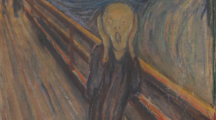 """Edvard Munch versteckte eine Botschaft in """"Der Schrei"""" - aber da ist noch was (Bild: gemeinfrei)"""