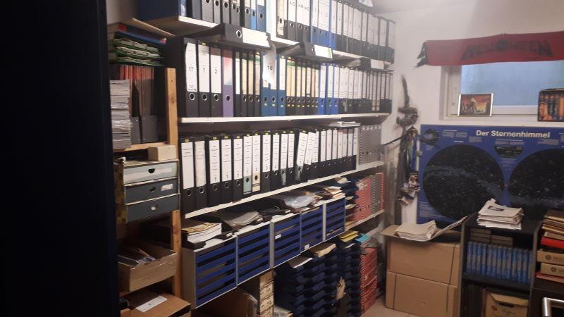 Archiv von Lars A. Fischinger 2021
