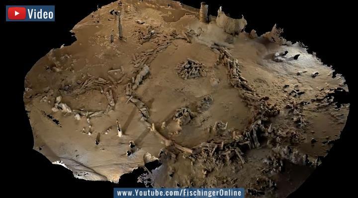 VIDEO: Kultstätten der Neandertaler und die vergessene Entdeckung der Altarstein Höhle in Rumänien (Bild: CNRS/Université de Bordeaux)
