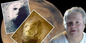 """Lars A. Fischinger im Interview mit Roland M. Horn: """"Wir waren in uralter Zeit schon einmal auf dem Mars!"""" (Bilder: NASA & R. M. Horn / Montage: Fischinger-Online)"""