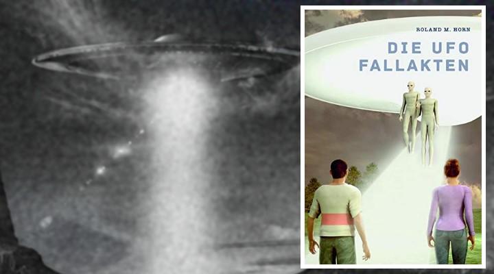 """Roland M. Horn: """"Die UFO-Fallakten"""""""