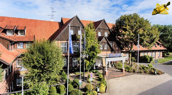 Das 1-Day-Meeting der A.A.S. am 30. Oktober 2021 in Legden im Münsterland - erste Infos (Bild: welcome-hotels.com / Bearbeitung: Fischinger-Online)