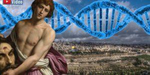 Geheimprojekt des Vatikan in Jerusalem: Ein neuer Messias soll aus König David geklont werden (Bilder: gemeinfrei / Montage: Fischinger-Online)