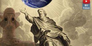 Henoch und die außerirdischen Wächter des Himmels: Alles nur geträumt? (Bilder: gemeinfrei / Montage: Fischinger-Online)