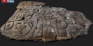 VIDEO: Über 4000 Jahre alt: Älteste Landkarte Europas in einem Hügelgrab entdeckt (Bild: Inrap / C. Nicolas/Y. Pailler)