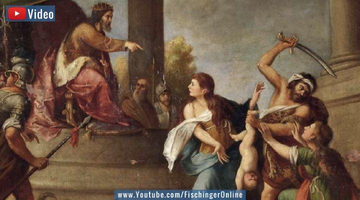 VIDEO: Beweise für König Salomon der Bibel in Süden von Spanien? Ein Forscher glaubt sie zu haben! (Bild: gemeinfrei)